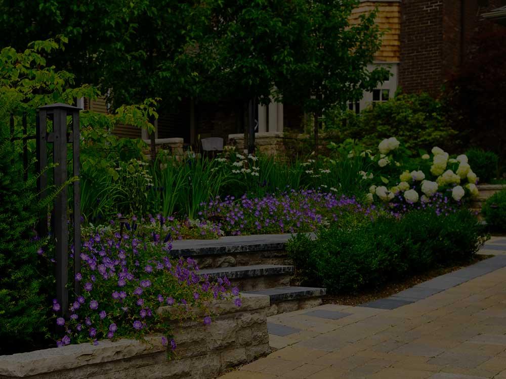 Santa Rosa Beach Commercial Garden Design